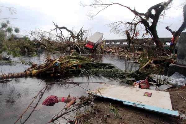 Typhoon Yolanda (Haiyan)